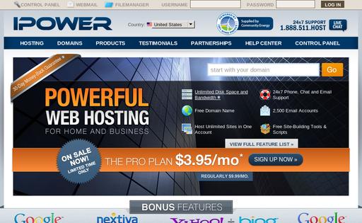 iPowerWeb