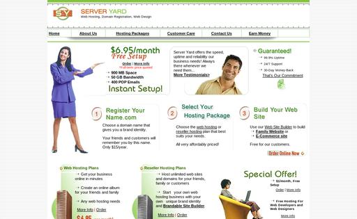 Server Yard