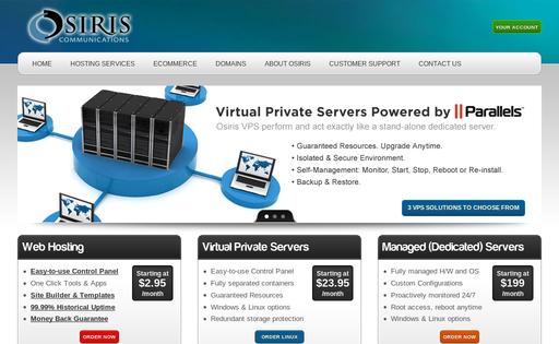 Osiris Communications