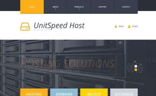 UnitSpeed Host
