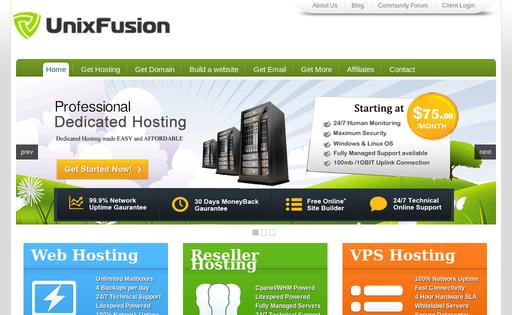 UnixFusion