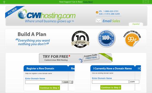 CWIhosting.com