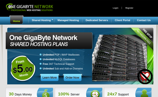 One GigaByte Network