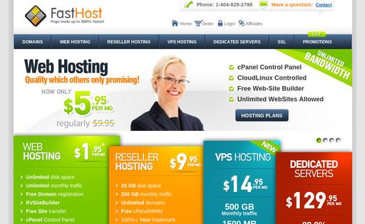 FastHost.com