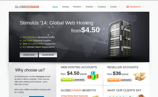 GlobeDomain.com