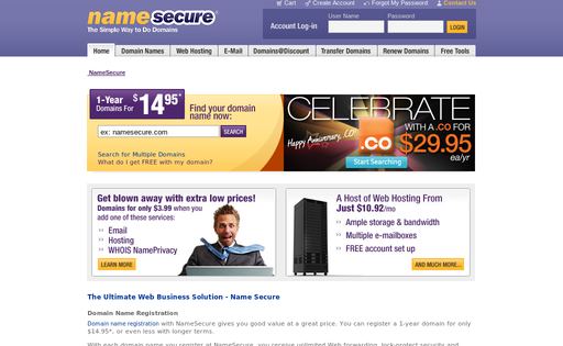 NameSecure