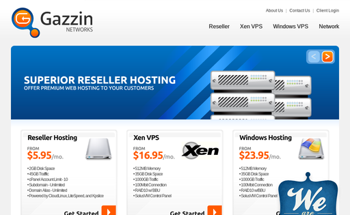 Gazzin Networks