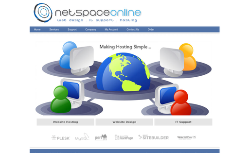 NetspaceOnline
