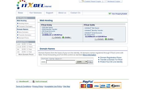 itXcel Internet Limited