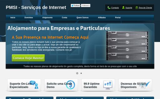 PMSI - Serviços de Internet