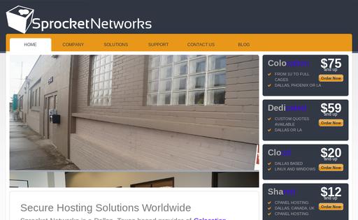 Sprocket Networks