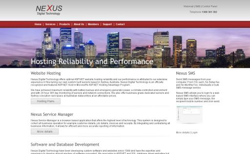Nexus Digital Technology