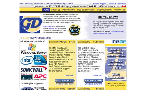Global Designs Internet