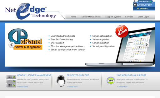 Netedge Technology